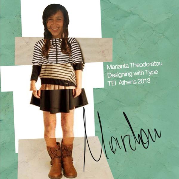 Marianta Theodoratou